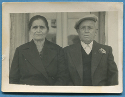 8-34317 ITHACA/ ITHAKI ISLAND Greece 1950s. Oldcouple. Photo. - Personnes Anonymes