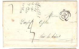 14074 - SAVOIE SARDE - Marcophilie (Lettres)