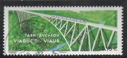 FRANCE 2018 VIADUC DU VIAUR OBLITERE YT 5247 - France