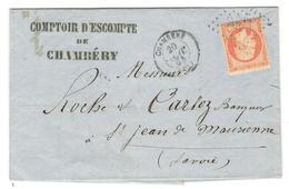 14077 - TARIF  40 C - Marcophilie (Lettres)