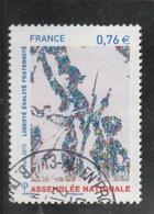 FRANCE 2015 ASSEMBLEE NATIONALE OBLITERE YT 4978          - - France
