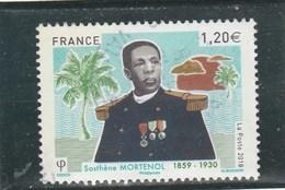 FRANCE 2018 SOSTHENE MORTENOL YT 5211 OBLITERE - France
