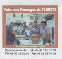 TARDET 64 PYRENEES ATLANTIQUES - FOIRE AU FROMAGES ( BELLE ANIMATION ) FLAMME NEOPOST 2008 - VOIR LES SCANNERS - Alimentation