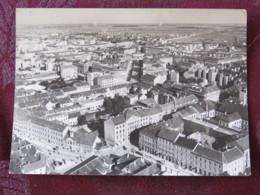 Croacia Unused Postcard Zagreb Panorama City View - Croatie