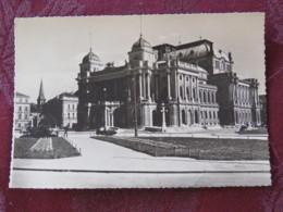 Croacia Unused Postcard Zagreb National Theatre - Croatie