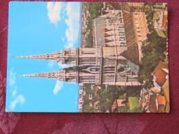 Croacia Unused Postcard Zagreb Cathedral - Croatie