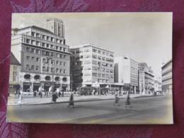 Croacia Unused Postcard Zagreb Street View - Croatie