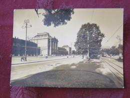 Croacia Unused Postcard Zagreb Tramway Train Station - Croatie