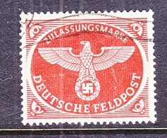 GERMANY   M Q 1   (o) - Used Stamps