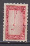 ALGERIE         N°  YVERT  :   113  A     NEUF AVEC  CHARNIERES      ( Ch 1/17  ) - Algérie (1924-1962)
