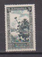 ALGERIE         N°  YVERT  :   114     NEUF AVEC  CHARNIERES      ( Ch 1/17  ) - Algérie (1924-1962)