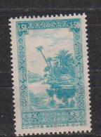 ALGERIE         N°  YVERT  :   118     NEUF AVEC  CHARNIERES      ( Ch 1/17  ) - Algérie (1924-1962)