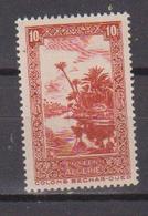 ALGERIE         N°  YVERT  :   125     NEUF AVEC  CHARNIERES      ( Ch 1/17  ) - Algérie (1924-1962)