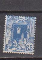 ALGERIE         N°  YVERT  :   137       NEUF AVEC  CHARNIERES      ( Ch 1/17  ) - Algérie (1924-1962)