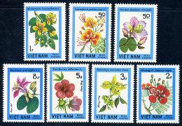 Vietnam Viet Nam MNH Perf Stamps 1984 : Wild Flowers / Flower (Ms435) - Vietnam