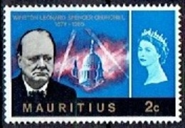 GREAT BRITAIN #   MAURITIUS FROM 1966 STAMPWORLD 306 - Maurice (...-1967)