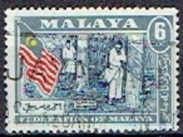 GREAT BRITAIN #   MALAYA FROM 1957 STAMPWORLD 1 - Fédération De Malaya