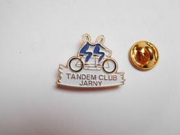 Beau Pin's , Cyclisme Vélo , Tandem Club De Jarny , Meurthe Et Moselle - Wielrennen