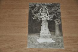 7884   PARC DE MARIEMONT, STATUE MONUMENTALE D'AVALOKITESVARA - Morlanwelz