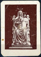 °°° Santino - L'arciprete Vincenzo Merra A Ricordo Del Suo 1° Decennio Parrocchiale Montemilone (potenza) °°° - Potenza