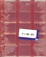 I.D. - Feuilles MONNAIES 15 CASES Pour Classeur LOUIS - REF. 1271 (2) - Matériel