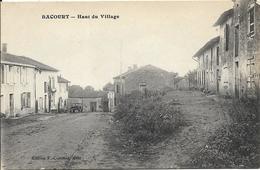 BACOURT Haut Du Village - France