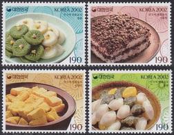 South Korea KPCC1700-3 Korean Traditional Food, Cuisine, Rice Cake, Alimentation - Alimentation