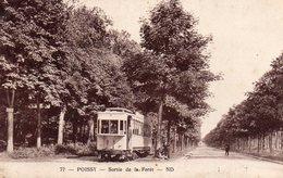 / Poissy - Sortie De La Forêt ( Tramway) - Poissy