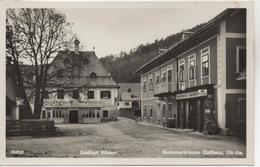 GAASTHOF BUSSER  SOMMERFRISCHE GAFLENZ - Schweiz