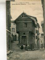 SAINT MARTIN VESUBIE - Saint-Martin-Vésubie