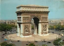 Lot De 10 CPSM PARIS-Toutes Scannées-1      L2778 - Cartes Postales