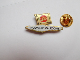 Beau Pin's , Nouvelle Calédonie , Syndicat FO , Force Ouvriére - Cities