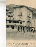 SAINT MARTIN VESUBIE(HOTEL) - Saint-Martin-Vésubie
