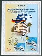Israel SOUVENIR LEAF - 2015, Carmel Nr. Xxx , - Mint Condition - Otros