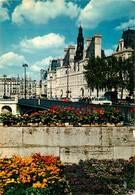 Lot De 10 CPSM PARIS-Toutes Scannées-2      L2778 - Cartes Postales