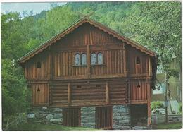 Norge: Finneloftet, Voss - Garden Finne - Middle Age Farm Finne, Voss  - (Norge - Norway) - Noorwegen