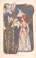 Illustrateur Jarnack-  C.23-Langage Des Fleurs - Lis:Majesté - Autres Illustrateurs