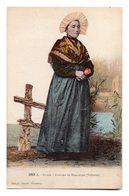 Savoie- Costume De Maurienne ( Valloires ) . - Personnages
