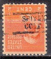 USA Precancel Vorausentwertung Preo, Locals Colorado, Spuvak 729 - Vereinigte Staaten