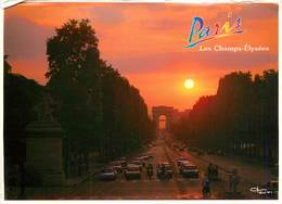 Lot De 10 CPSM PARIS-Toutes Scannées-3      L2778 - Cartes Postales