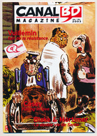 Magazine CANAL BD N° 33 Novembre-décembre 2003  Vuillemein  Cosey   Blake & Mortimer - CANAL BD Magazine