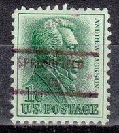 USA Precancel Vorausentwertung Preo, Locals Colorado, Springfield 846 - Vereinigte Staaten