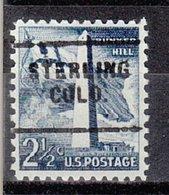 USA Precancel Vorausentwertung Preo, Locals Colorado, Sterling 703 - Vereinigte Staaten