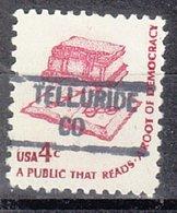 USA Precancel Vorausentwertung Preo, Locals Colorado, Telluride 841 - Vereinigte Staaten