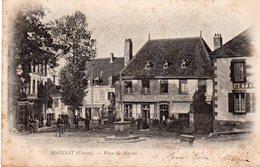 / Mainsat - Place Du Marché (précurseur) - France