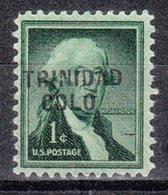 USA Precancel Vorausentwertung Preo, Locals Colorado, Trinidad 703 - Vereinigte Staaten