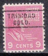 USA Precancel Vorausentwertung Preo, Locals Colorado, Trinidad 743 - Vereinigte Staaten