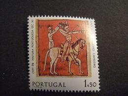 PORTUGAL. 1975.   MI 1281Y   YV 1261A      MNH** (IS58 NVT) - 1910-... République