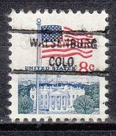 USA Precancel Vorausentwertung Preo, Locals Colorado, Walsenburg 825 - Vereinigte Staaten
