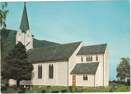 Vik Kirke, Vik I Sogn - Vik Church, Sogn - (Norge - Norway) - Noorwegen